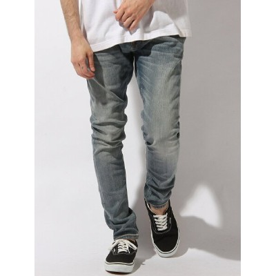 nudie jeans nudie jeans/(M)Tight Terry_スキニーデニム ヌーディージーンズ / フランクリンアンドマーシャル パンツ/ジーンズ【送料無料】