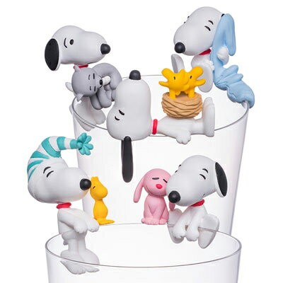 PUTITTO SNOOPY Vol.4(1BOX 8個入り)