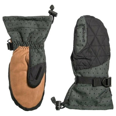 ダカイン DaKine レディース 手袋・グローブ【Camino Mittens - Waterproof, Insulated】Pixie