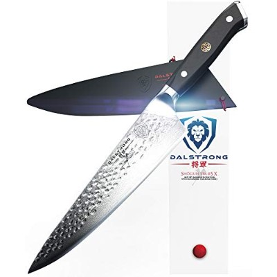 DALSTRONG Chef's Knife - 26cm - Large - Shogun Series X Professional Gyuto - Japanese VG10 67...