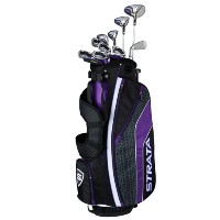 Callaway Ladies Strata Ultimate 16pcs Package Set【ゴルフ レディース>クラブセット】