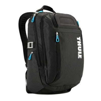 Thule(スーリー) 15インチMacBook Pro/iPad バックパック (Crossover Backpack 21L) Black