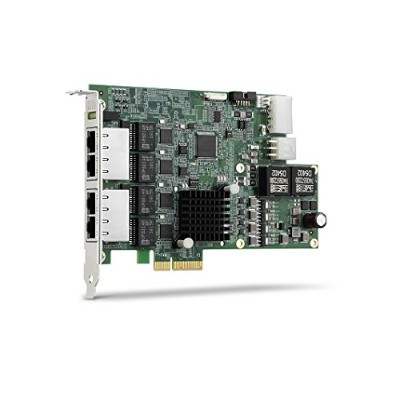 ADLINK Technology PCIe-GIE74(G) ≪2/4-CH PCIExpress GigE Vision PoE +フレームグラバ≫