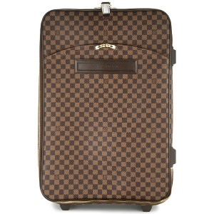 LOUIS VUITTON PRE-OWNED Pegase 65 キャリーバッグ - ブラウン