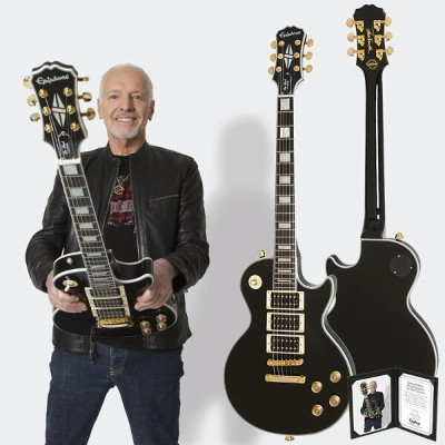 Epiphone by Gibson Limited Edition Peter Frampton Les Paul Custom PRO