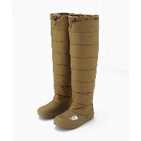THE NORTH FACExHYKE  Nuptse Long Boots(NFW518HY) コヨーテブラウン 【三越・伊勢丹/公式】 靴~~レディースシューズ~~ブーツ