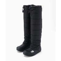 THE NORTH FACExHYKE  Nuptse Long Boots(NFW518HY) ダークネイビー 【三越・伊勢丹/公式】 靴~~レディースシューズ~~ブーツ