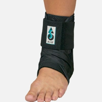 Med Spec ASO MAX Ankle Stabilizer : Medium by Medspec/ASO Braces