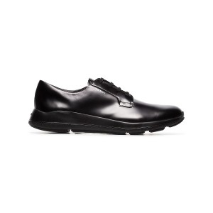 Prada PRADA FLY LACE UP BLK - ブラック