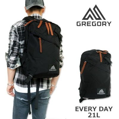 GREGORY グレゴリー リュック エブリデイ EVERY DAY 21L デイパック リュックサック バックパック バッグ 2層 クラシック A4 メンズ レディース 国内 【正規品】...