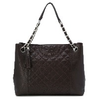 Tory Burch Fleming direct tote - ブラウン