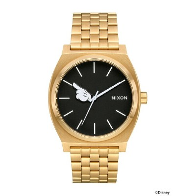 "[Rakuten BRAND AVENUE]NIXON × MICKEY MOUSE / ""One Glove"" THE TIME TELLER 3針ウォッチ BEAMS ビームス ニクソン..."