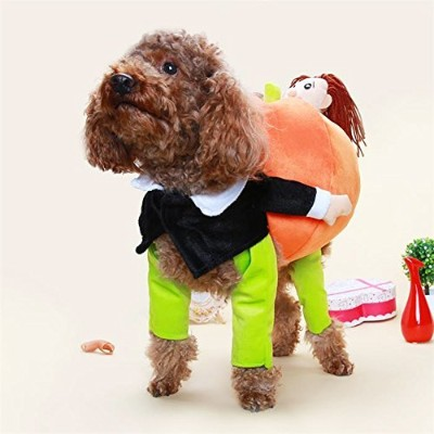 BlueSpace Pet Costume Dog Cat Pets Suit Christmas Halloween Costumes Pets Clothing for Small Dogs...