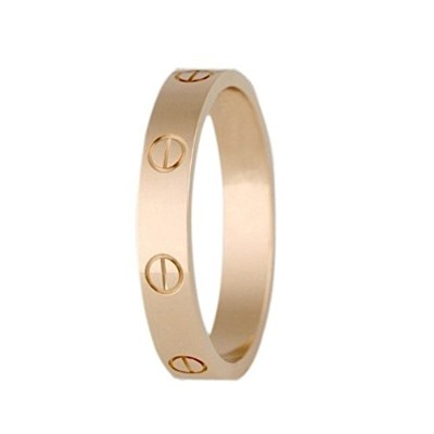 xuele Love ring-gold Lifetime Just Love You