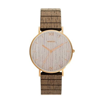 Montre Wewood Aurora Rose Gold Apricot