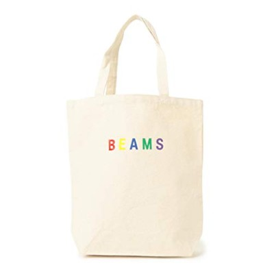 (ビームス) BEAMS O.BEAMS TOTE18FW 11612046591 ONE SIZE RAINBOWロゴ