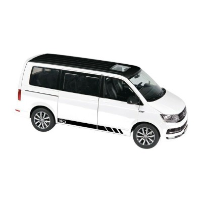 VOLKSWAGEN T6 Multivan Edition 30 white 2018ミニカー / NZG 1/18 ミニカー ミニチュア