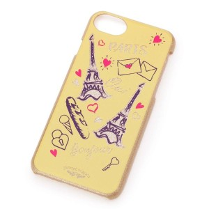 【passage mignon(パサージュ ミニョン)】 パリジャンiPhoneケース(iPhone6S/7/8) OUTLET > 生活雑貨 > スマホケース イエロー