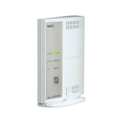 NEC Aterm WR1200H PA-WR1200H