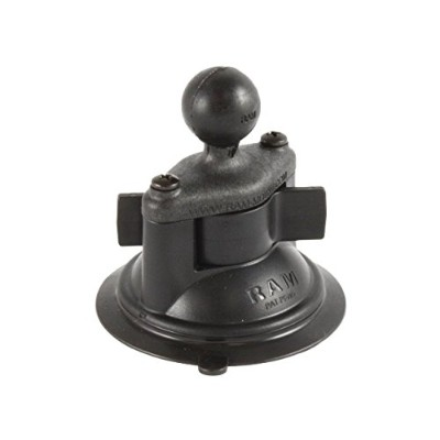 "Mount, 2.75"" Suction Cup w/ 1"" Ball"