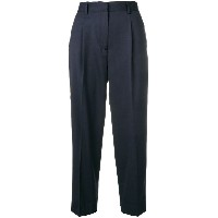 Tommy Hilfiger classic cropped trousers - ブルー