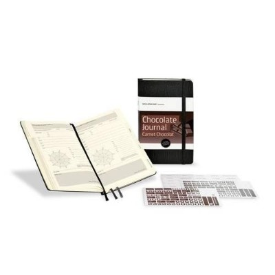 Moleskine Passion Journal - Chocolate, Large, Hard Cover (5 x 8.25) (Passion Book Series)