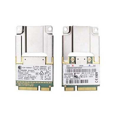 Lenovo Thinkpad純正3G ワイヤレスWAN/WWANカード Ericsson H5321GW H5321 60Y3297/04W3786 for Thinkpad x1 Carbon...