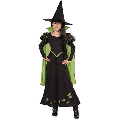 Wizard of Oz Wicked Witch of The West Costume, Large One Color [並行輸入品]