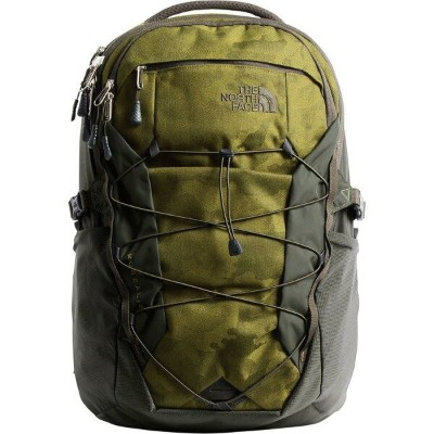 (取寄)ノースフェイス ボレアリス 28L バックパック The North Face Men's Borealis 28L Backpack Fir Green Camo Print/New...