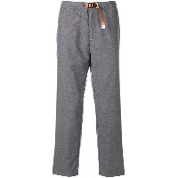 White Sand relaxed trousers - グレー