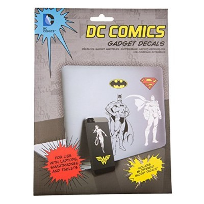 DC ComicsガジェットDecals by TruffleShuffle