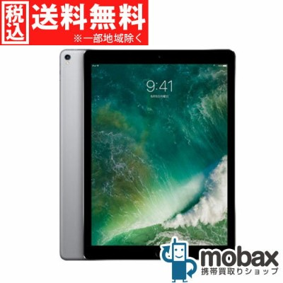 ◆ポイントUP◆【新品未開封品(未使用)】iPad Pro 12.9インチ Wi-Fi 32GB [スペースグレイ] ML0F2J/A Apple