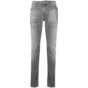 Nudie Jeans Co classic skinny-fit jeans - グレー