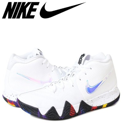 NIKE KYRIE 4 EP MARCH MADNESS ナイキ カイリー4 スニーカー メンズ 943807-104 ホワイト 【zzi】 【返品不可】 [185]