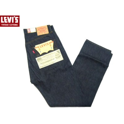 LEVI'S XX/LEVI'S VINTAGE CLOTHING/(リーバイスビンテージクロージング)/1955 501XX length 32/indigo rigid/made in U.S...