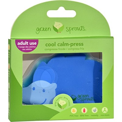 Green Sprouts Cool Calm Press - Assorted Colors by Judastice