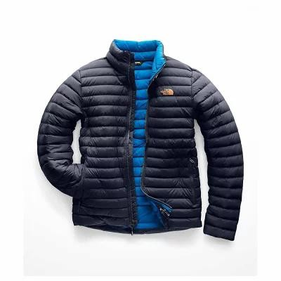 ザ ノースフェイス The North Face ダウンジャケット Stretch Down Jacket Urban Navy / Turkish Sea