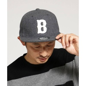 【BASE CONTROL(ベースコントロール)】 キャップ ベースボールキャップ ウール BBCAP WEB限定 OUTLET > 帽子 > キャップ ダークグレー