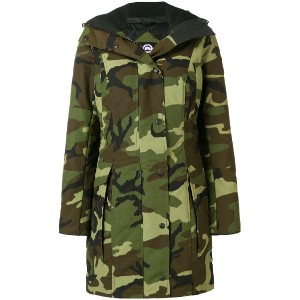 Canada Goose Kinley camouflage parka - グリーン