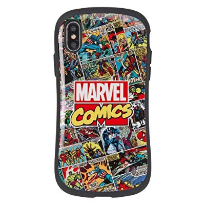 iFace First Class MARVEL iPhone XS/X ケース [ヒーロー]