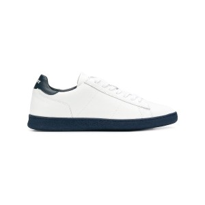Rov contrast sole sneakers - ホワイト