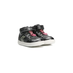 Geox Kids touch strap sneakers - グレー