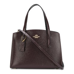 Coach Charlie Carryall 28 ボストンバッグ - ピンク