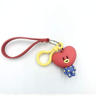BTS 防弾少年団 BT21 Tata Chimmy cooky キーチェーン (TATA, A)