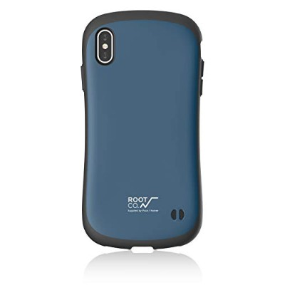 【ROOT CO.】iPhoneXS Max ケース Gravity Shock Resist Case. /ROOT CO.×iFace Model(ネイビー)