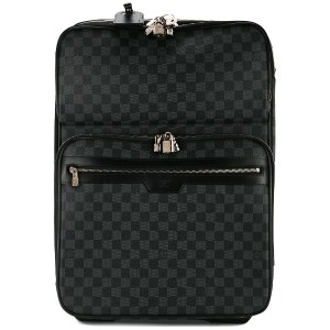LOUIS VUITTON PRE-OWNED Pegase 55 スーツケース - ブラック