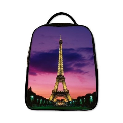 2015 New Arrival Paris Eiffel Tower Theme Backpack Best-selling Kid's School Bag Best Gift For...
