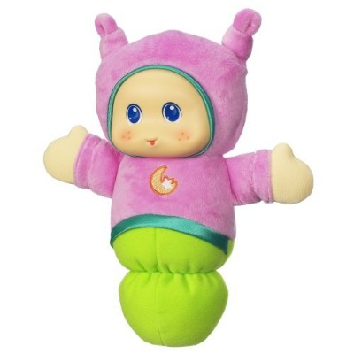 Playskool Lullaby Glowormおもちゃ、ピンクPlayskool