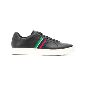 Ps By Paul Smith stripe detail sneakers - ブラック