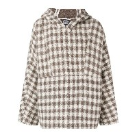 Our Legacy checked oversized sweater - ニュートラル